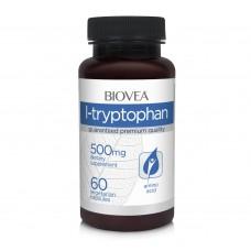 Хранителна добавка Biovea L-TRYPTOPHAN 500mg