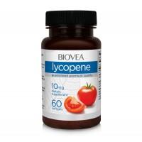 Хранителна добавка Biovea LYCOPENE 10mg 60softgels - цена 29.00лв.