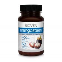 Хранителна добавка Biovea MANGOSTEEN EXTRACT 400mg - цена 30.50лв.