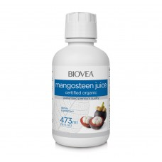 Антиоксидант Biovea MANGOSTEEN JUICE 100% Organic 511ml