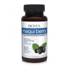 Хранителна добавка Biovea MAQUI BERRY 500mg - срок на годност - 30.08.2020