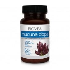 Хранителна добавка Biovea MUCUNA DOPA 250mg 60 капсули