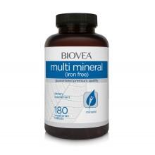Хранителна добавка Biovea MULTI MINERAL 180 Tablets - цена 40.00лв.
