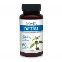 Хранителна добавка Biovea NETTLES 400mg