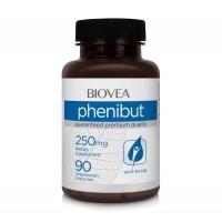 Хранителна добавка Biovea PHENIBUT 250mg - цена 44.00лв.