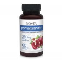 Хранителна добавка Biovea POMEGRANATE 500mg - срок на годност - 30.08.2020
