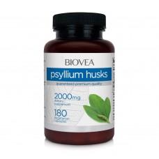 Хранителна добавка Biovea PSYLLIUM HUSKS 2000mg