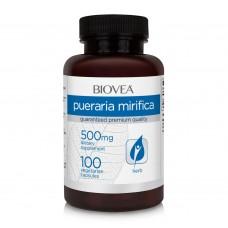 Хранителна добавка Biovea PUERARIA MIRIFICA 100caps - цена 31.50лв.