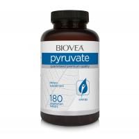 Хранителна добавка Biovea PYRUVATE 180 Capsules - цена 86.00лв.