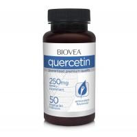 Хранителна добавка Biovea QUERCETIN 250mg