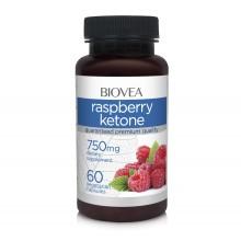 Хранителна добавка Biovea RASPBERRY KETONE 60 Caps цена 17.00лв