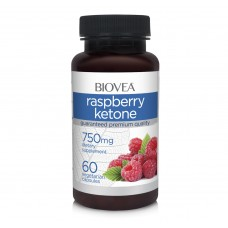 Хранителна добавка Biovea RASPBERRY KETONE 60 Caps