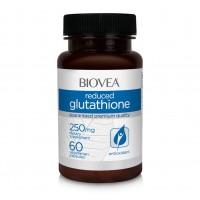 Хранителна добавка Biovea REDUCED GLUTATHIONE 250mg - цена 61.50 лв.