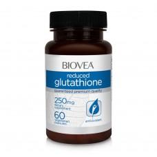 Хранителна добавка Biovea REDUCED GLUTATHIONE 250mg