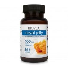 Хранителна добавка Biovea ROYAL JELLY 60 капсули