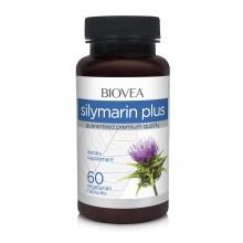 Хранителна добавка Biovea SILYMARIN PLUS 60 Caps цена 17.00 лв.