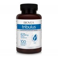 Хранителна добавка Biovea TRIBULUS 625mg - цена 34.00 лв.