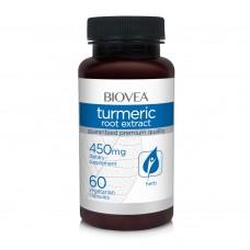 Хранителна добавка Biovea TURMERIC ROOT EXTRACT 450mg