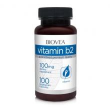 Хранителна добавка Biovea VITAMIN B2 100 Tabl цена 22.00лв.