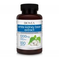 Хранителна добавка Biovea WHITE KIDNEY BEAN EXTRACT  - срок на годност 30.10.2020г.