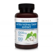 Хранителна добавка Biovea WHITE KIDNEY BEAN EXTRACT - цена 34.00лв.