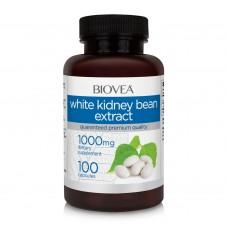 Хранителна добавка Biovea WHITE KIDNEY BEAN EXTRACT