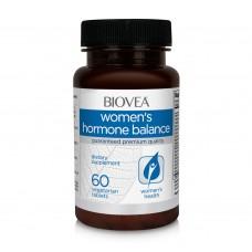 Витамини Biovea WOMEN'S HORMONE BALANCE 60 Tabl - цена 34.00лв.