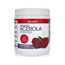 Имуностимулатор и Антиоксидант Biovea ACEROLA POWDER 441гр. - цена 60.50 лв.