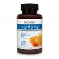 Хранителна добавка Biovea ROYAL JELLY 120 Capsules -  цена 49.00 лв.