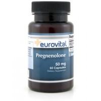 Хранителна добавка Eurovital PREGNENOLONE 50mg - цена 40.50лв.